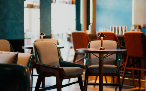 Furniture, chair, restaurant and cafe   HD photo by chuttersnap